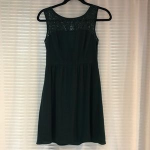 American Eagle green size 2 dress